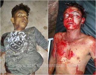 RESPOSTA DADA: Bandidos que mataram PM em Santa Luzia são mortos durante confronto.