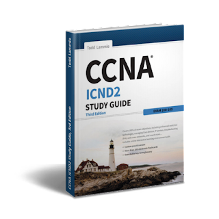 Ccna Icnd2 Study Guide Exam 200 105 3rd Edition By Todd Lammle Feb