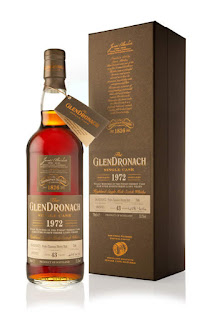 Glendronach 1972 single cask