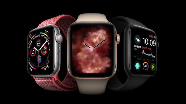 ساعة ابل الذكية Apple watch