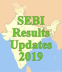 SEBI Final Results 2019 | Assistant Manager