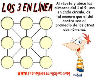 Los 3 en línea, Descubre los números, Jugando con números