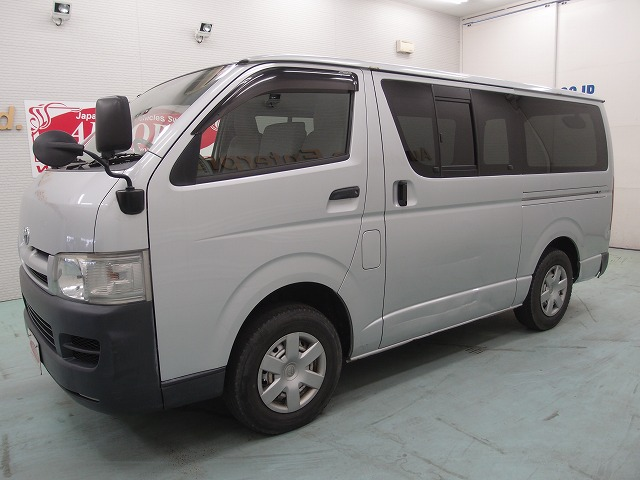 19508T6N7 2005 Toyota Hiace 4WD