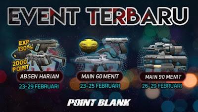 Event Terbaru PB Garena Indonesia