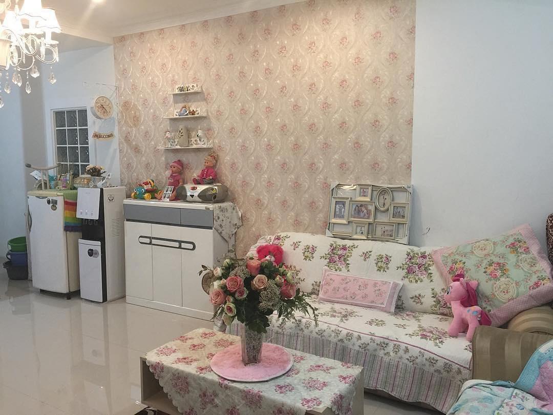 Aneka Contoh Desain Interior  Ekterior Rumah Shabby Chic