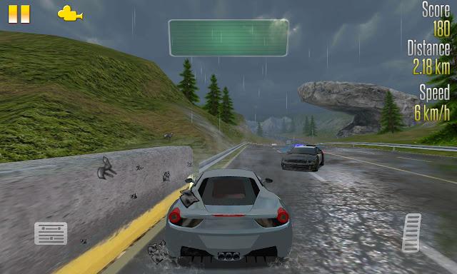highway racer mod apk indir