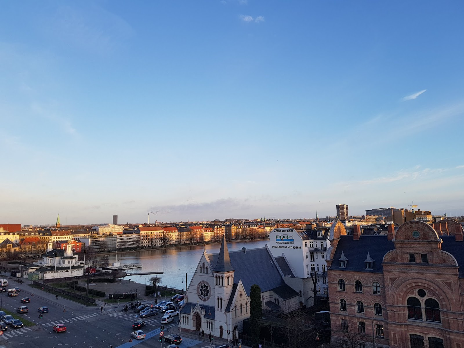 Manon Les Suites Petit Suite Review - Eco hotels in Copenhagen - Copenhagen Skyline Rooftop Cafe