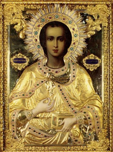 Άγιος Γέροντας Παΐσιος: Βρήκε το μπελά του ο Άγιος Παντελεήμων!