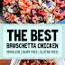 The Best Bruschetta Chicken (Whole30 | Dairy Free | Gluten Free)