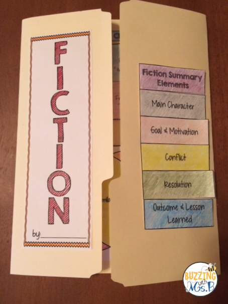 Looking for a hands-on sequencing activity for your 4th, or 5th graders? This lesson idea has kids use their understanding of fiction plot structure to predict a reasonable sequence of events, and then resequence them once they read the story. Then students summarize the fiction story using a hands-on strategy. Kids actually apply these comprehension strategies as they read! Fun ideas for a reading lesson.