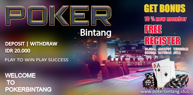 Bocoran Rahasia Menang Main Judi Dewa Poker Online Setiap Hari Di Pokerbintang