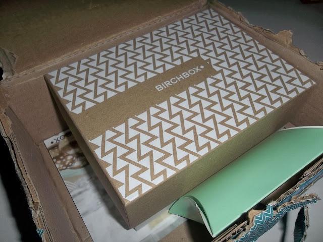 Birchbox - Décembre 2013