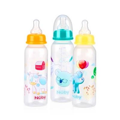 botol susu biasa