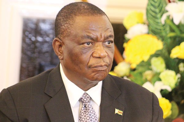 HEALTH & FITNESS VP Chiwenga Rushed To Hospital