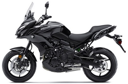 Review Kawasaki Versys 650