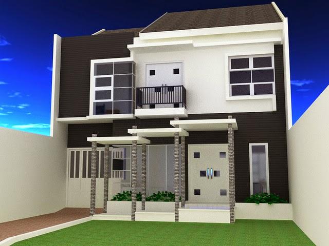 Desain Exterior Rumah Minimalis