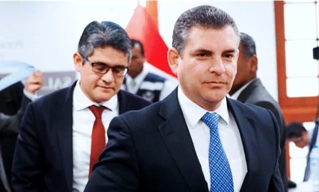 Oficializan remoción de Rafael Vela y José Domingo Pérez del Caso Lava Jato