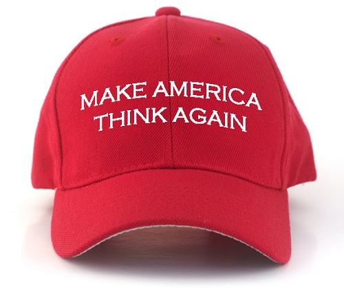 Graphic of the Week - Make America Think Again