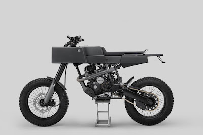 "Yamaha Scorpio ""T 005"" Concept by Thrive Motorcycle"