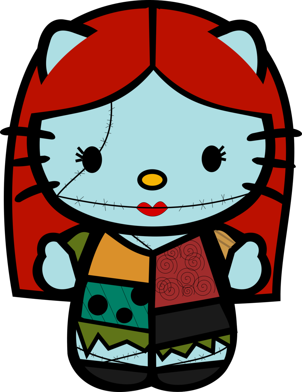 Sweet Hello Kitty Clip Art. - Oh My Fiesta! in english