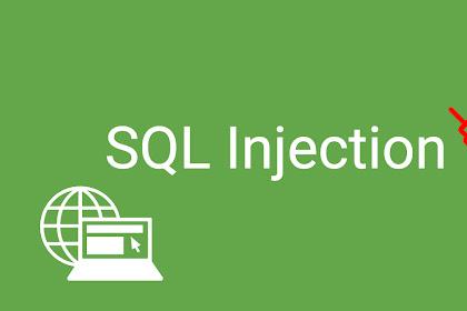 cara mencegah serangan sql injection
