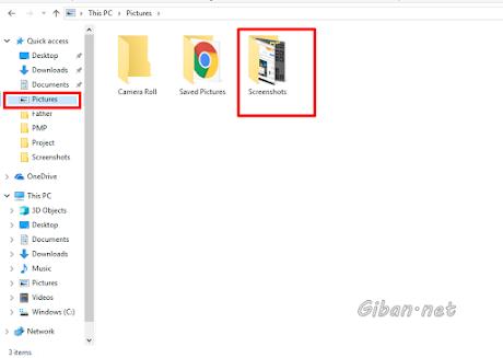 Cara Mengambil Screenshot Layar Windows 10