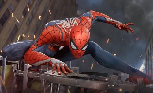 Imagem do jogo Spider-Man