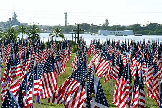 National Pearl Harbor Remembrance Day 2018 Images