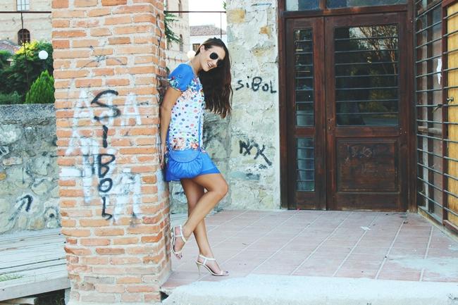 Modna blogerka i Outfiti za leto
