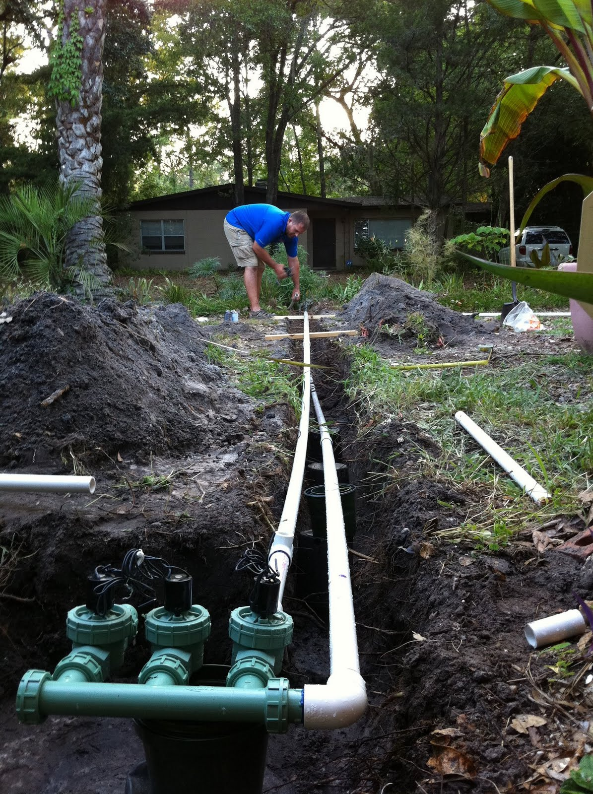 Irrigation Systems Home Depot