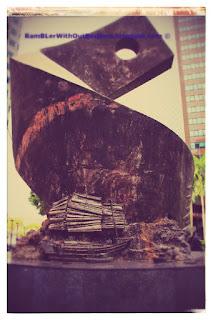 Progress and Advancement by Yang Ying-Feng, Raffles Place, Singapore