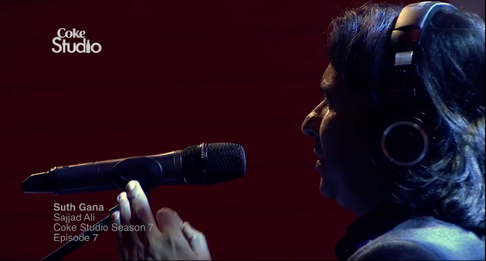 Suth Gaana Lyrics - Sajjad Ali | Coke Studio Season 7