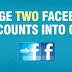 Combine Two Facebook Accounts