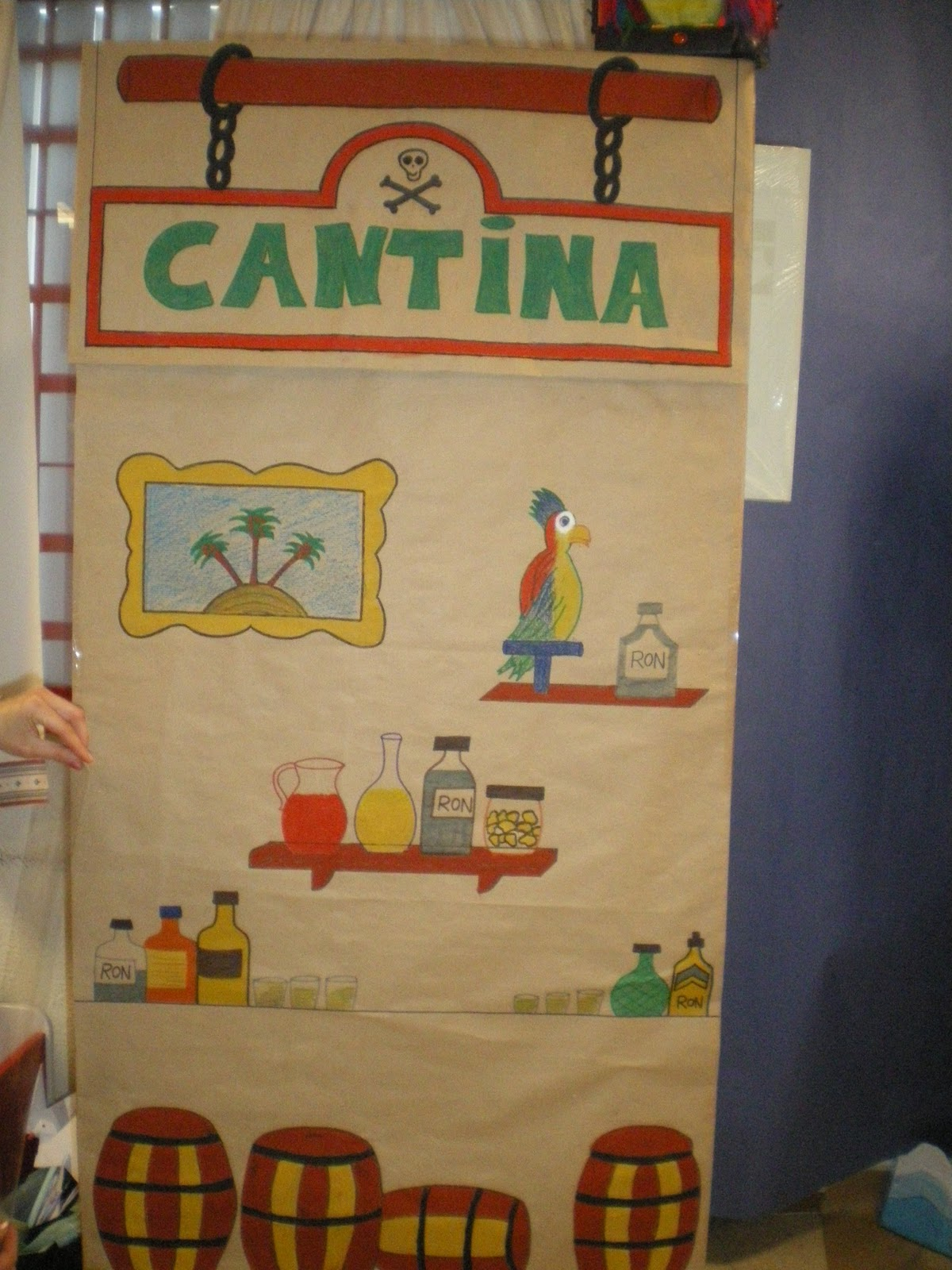 Rocio olivares el aula de pt material de la pirateca for Propuesta para una cantina escolar