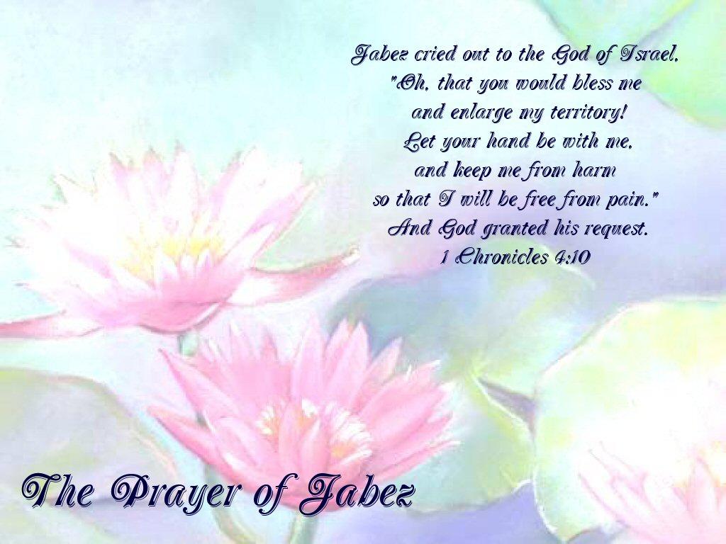 Apostolic Revelation: Prayer of Jabez