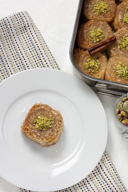 Saragli ili grčka urolana baklava