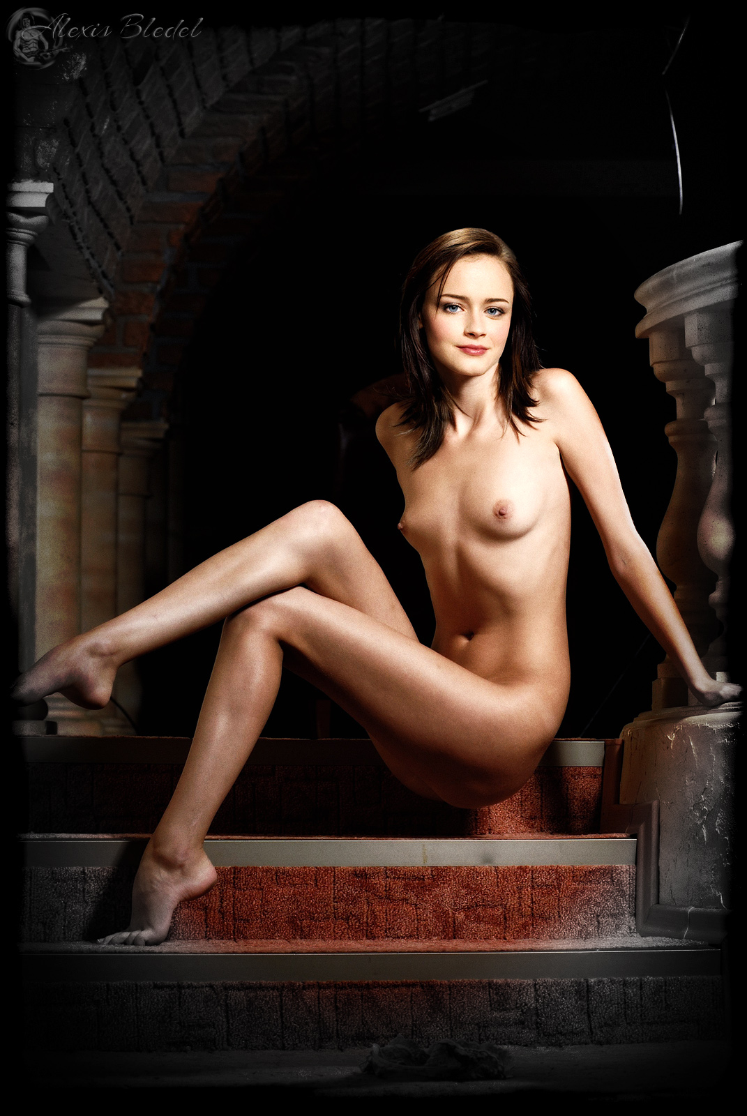 alexis bledel nude