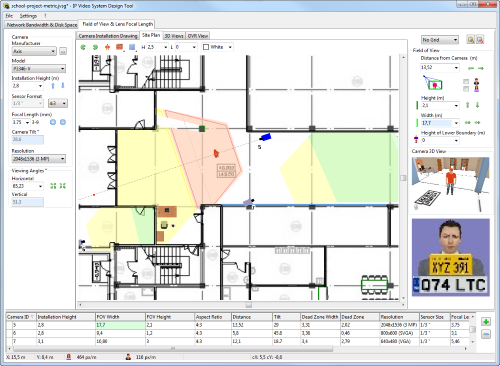 Dynamic Itech Ip Video System Design Tool