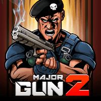 Major GUN - War On Terror Infinite (Armour - Health - Coins - Eagles) MOD APK