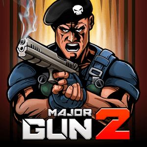 Major GUN - War On Terror - VER. 4.1.2 Infinite (Armour - Health - Coins - Eagles) MOD APK