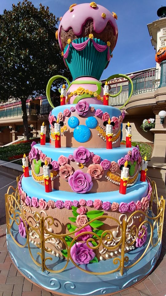 Astonishing Disney And More Dlp Update Disneyland Paris Celebrates Mickeys Funny Birthday Cards Online Chimdamsfinfo