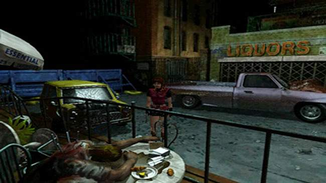 Resident evil 3 PPSSPP Download For Android