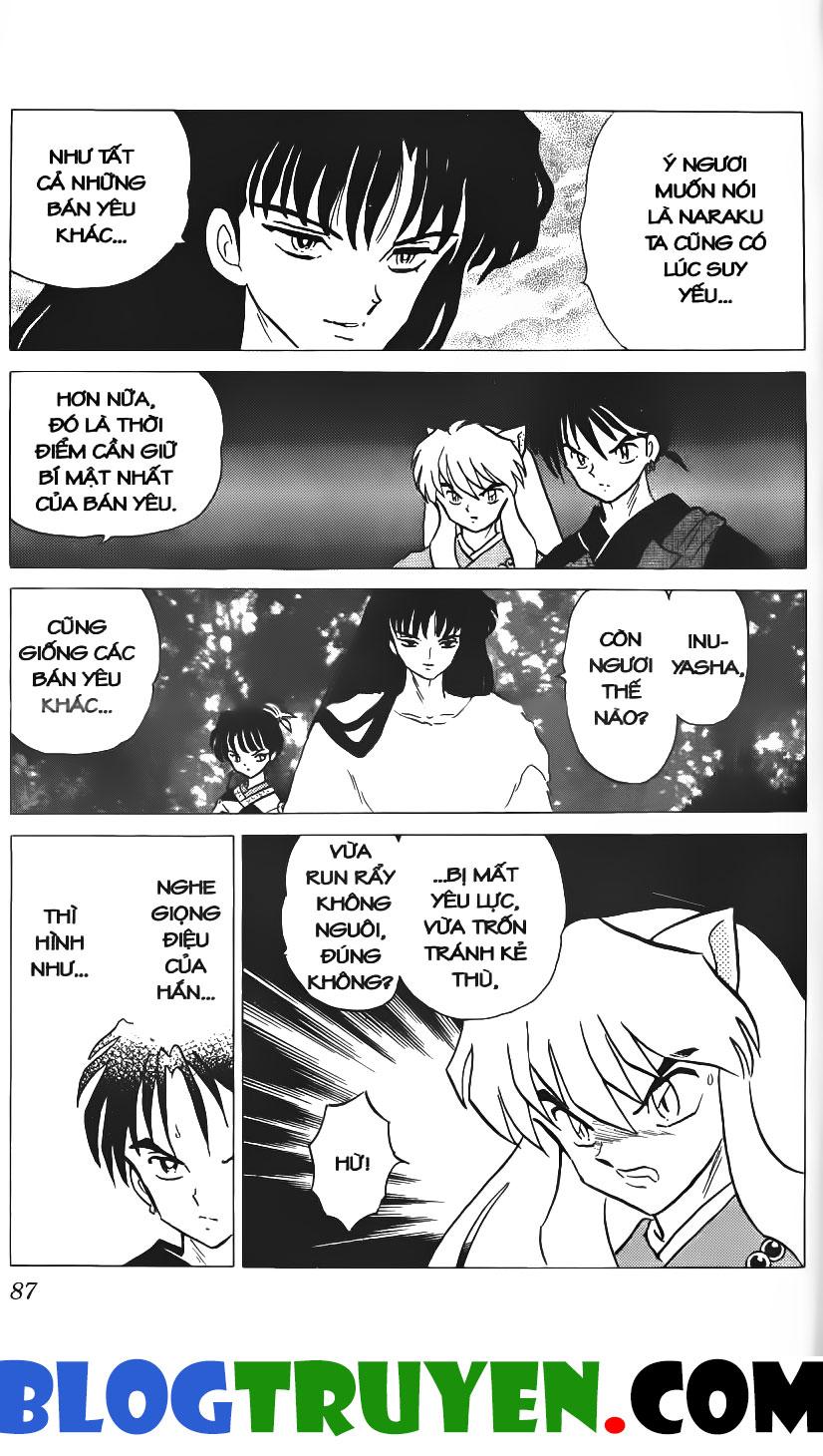 Inuyasha vol 22.5 trang 12