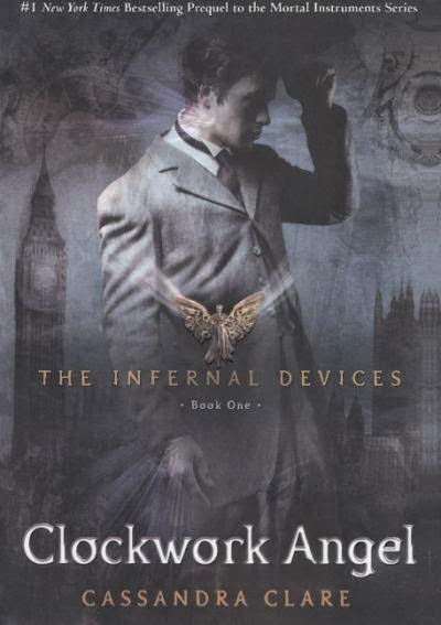 Clockwork Angel by Cassandra Clare *Spoiler Review and Discussion*