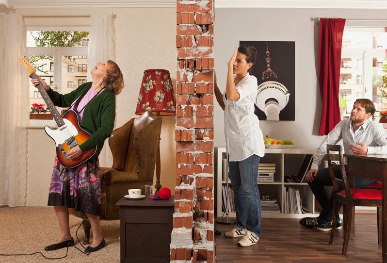 Rumori molesti e immissioni sonore del vicino di casa