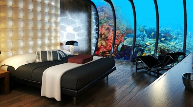 Inilah Lima Hotel Yang Memiliki Konsep Paling Unik