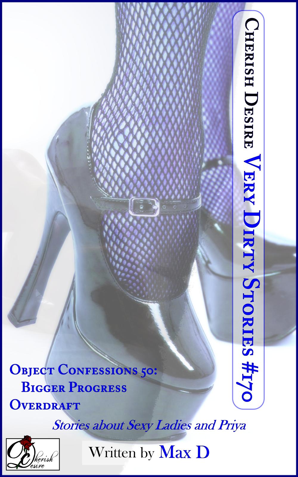 Cherish Desire: Very Dirty Stories #170, Max D, erotica
