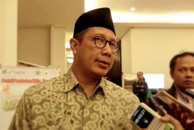Menterinya Jokowi Bicara Soal Penyalahgunaan Agama