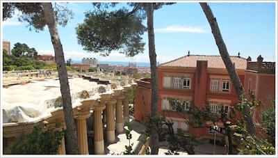 Barcelona; Conhecendo a Europa; sem guia; turismo na espanha; Park Guell;