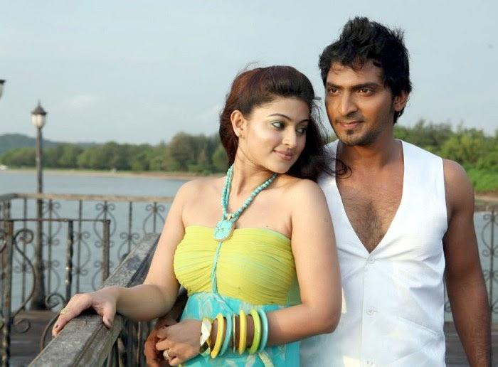 Sneha,Vaibhav In Telugu Movie Goa Spicy,Hot Stills